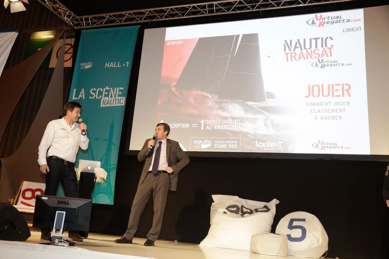 Nautic 2014 derni re ligne droite pour la nautic 2014 for Salon nautique porte de versailles horaires